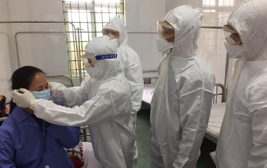 Một học sinh ở Vĩnh Phúc dương tính với virus cúm Corona, 6 em khác hiện đang được cách ly theo dõi