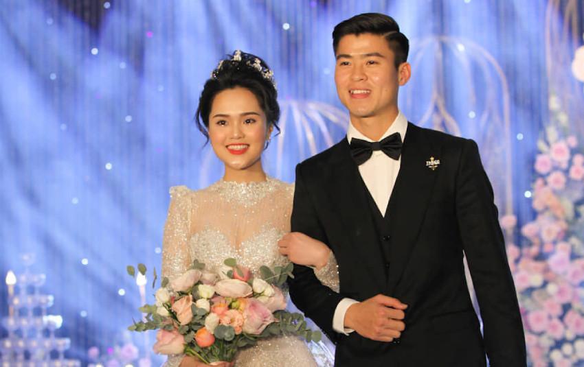 """Duy Mạnh làm hẳn clip nhắn nhủ cực ngọt đến Quỳnh Anh hậu lễ cưới cổ tích: """"Anh muốn dắt tay em đi đến hết cuộc đời này"""""""