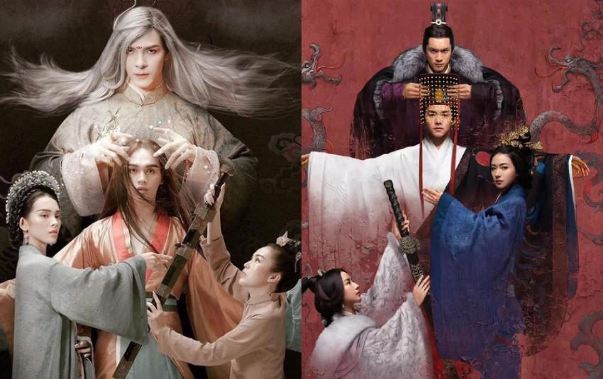 Denis Đặng và Nguyễn Trần Trung Quốc tiếp tục bị tố đạo nhái poster bộ phim Tam Quốc Cơ Mật