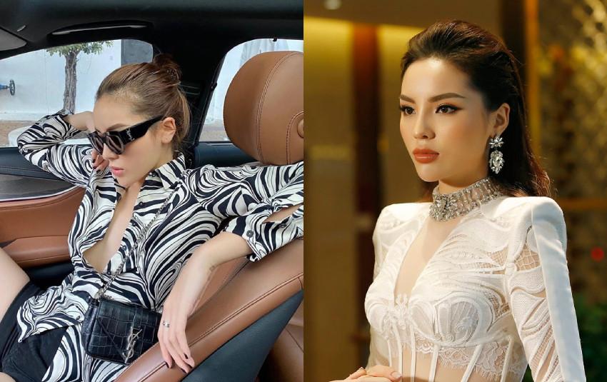 Hoa hậu Kỳ Duyên bị CĐM chỉ trích vì đăng hình không mặc nội y