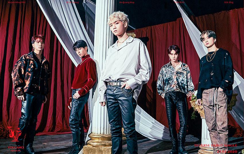 """D1VERSE bùng nổ với album debut đầu tiên """"PANTHEON"""" mang dáng vóc của những idol Hàn"""