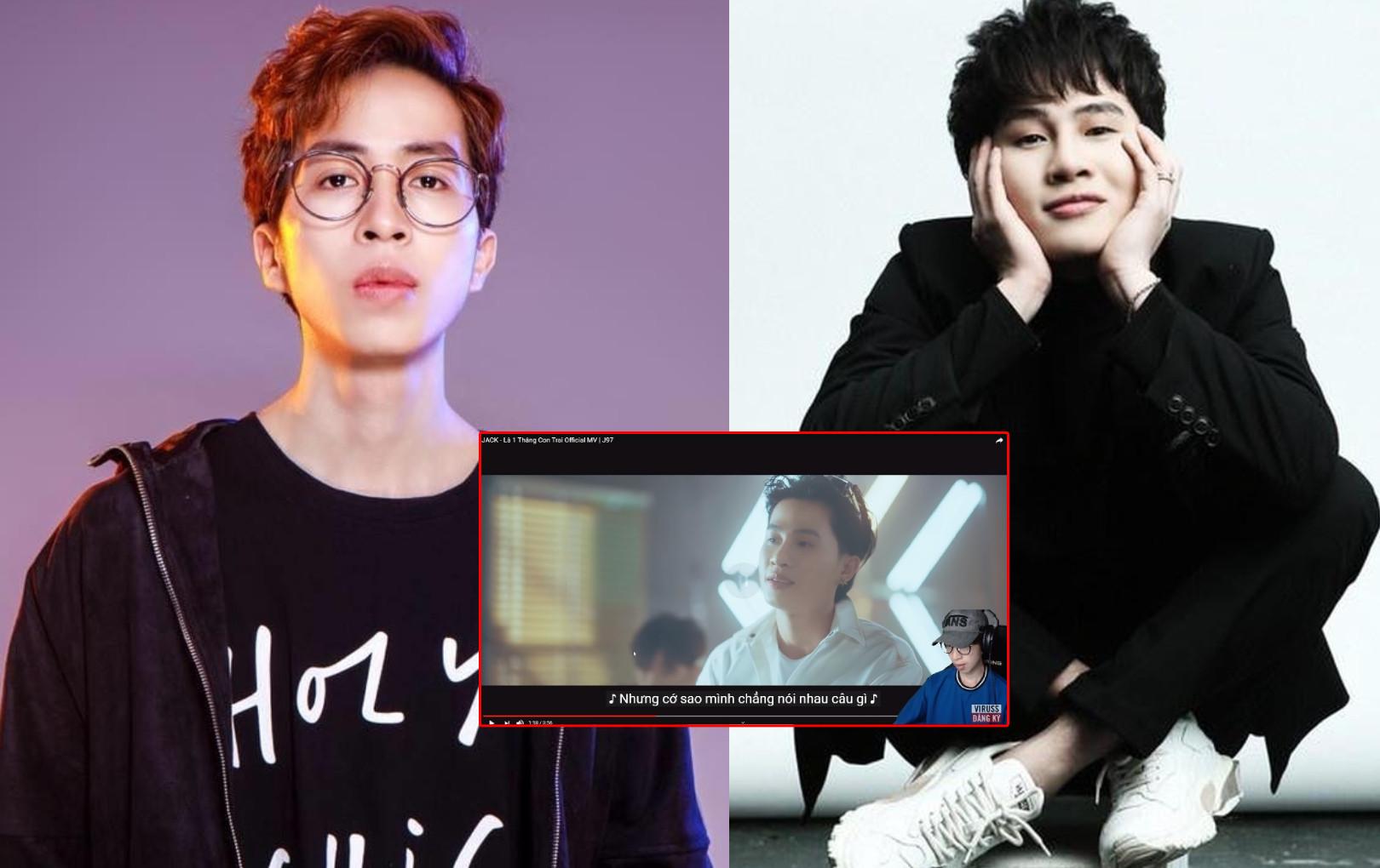 """HOT: ViruSs reaction MV mới của Jack, tiết lộ về dự án """"Đom đóm"""" và hứa sẽ giúp đỡ hết mình"""