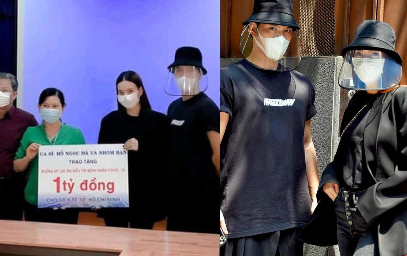 """Hồ Ngọc Hà tiếp tục quyên góp 2 phòng cách ly Covid-19 sau khi đã """"chi mạnh"""" 2 tỷ tiền mặt"""