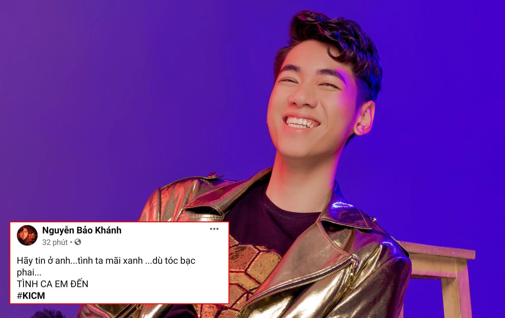 """Sau loạt sản phẩm """"flop"""", K-ICM lại sắp ra mắt ca khúc mới, chuyển sang hát """"tình ca""""?"""