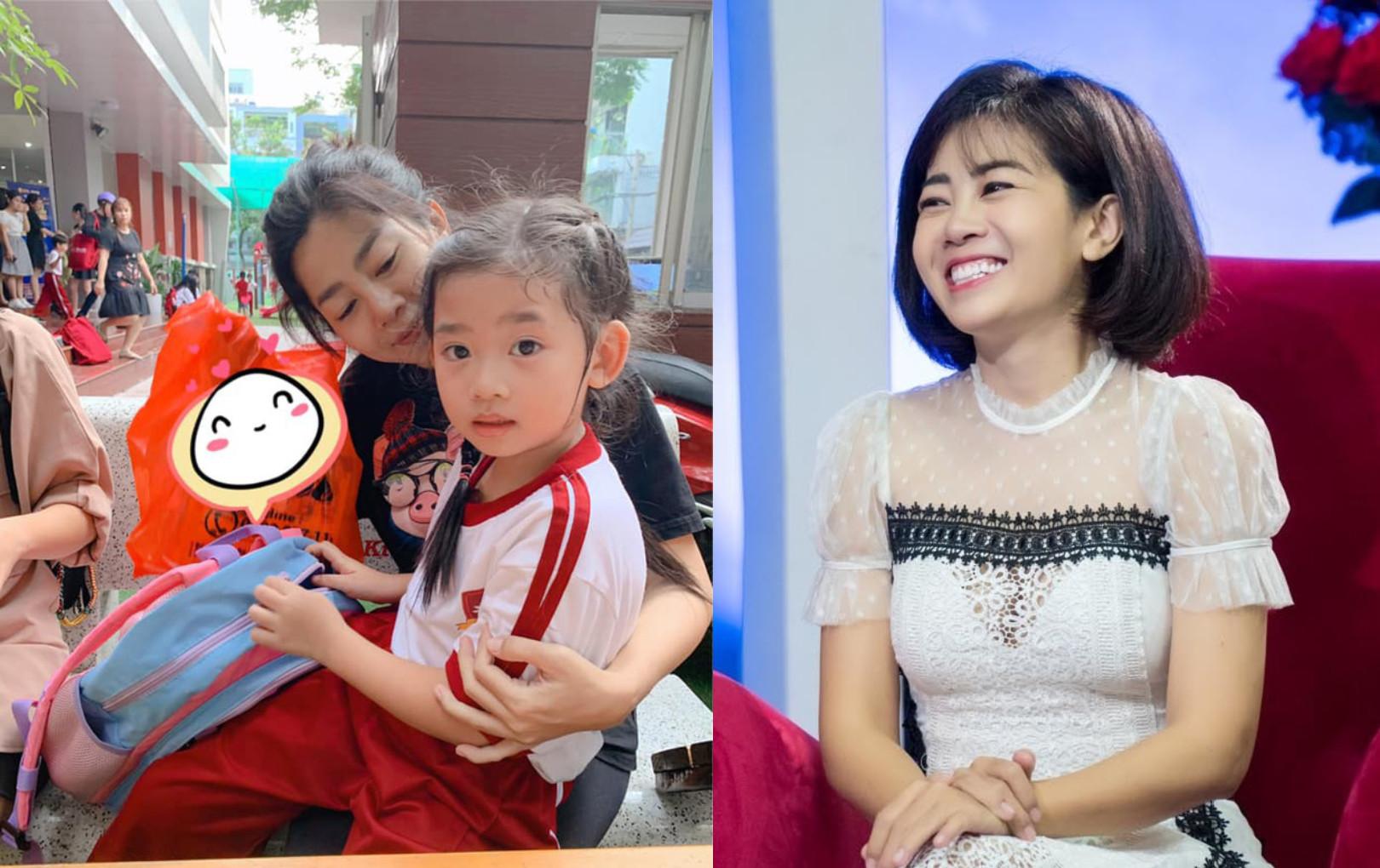 Con gái Mai Phương nhận được học bỗng 100% đến khi đại học, người xin học bỗng khiến ai cũng bất ngờ