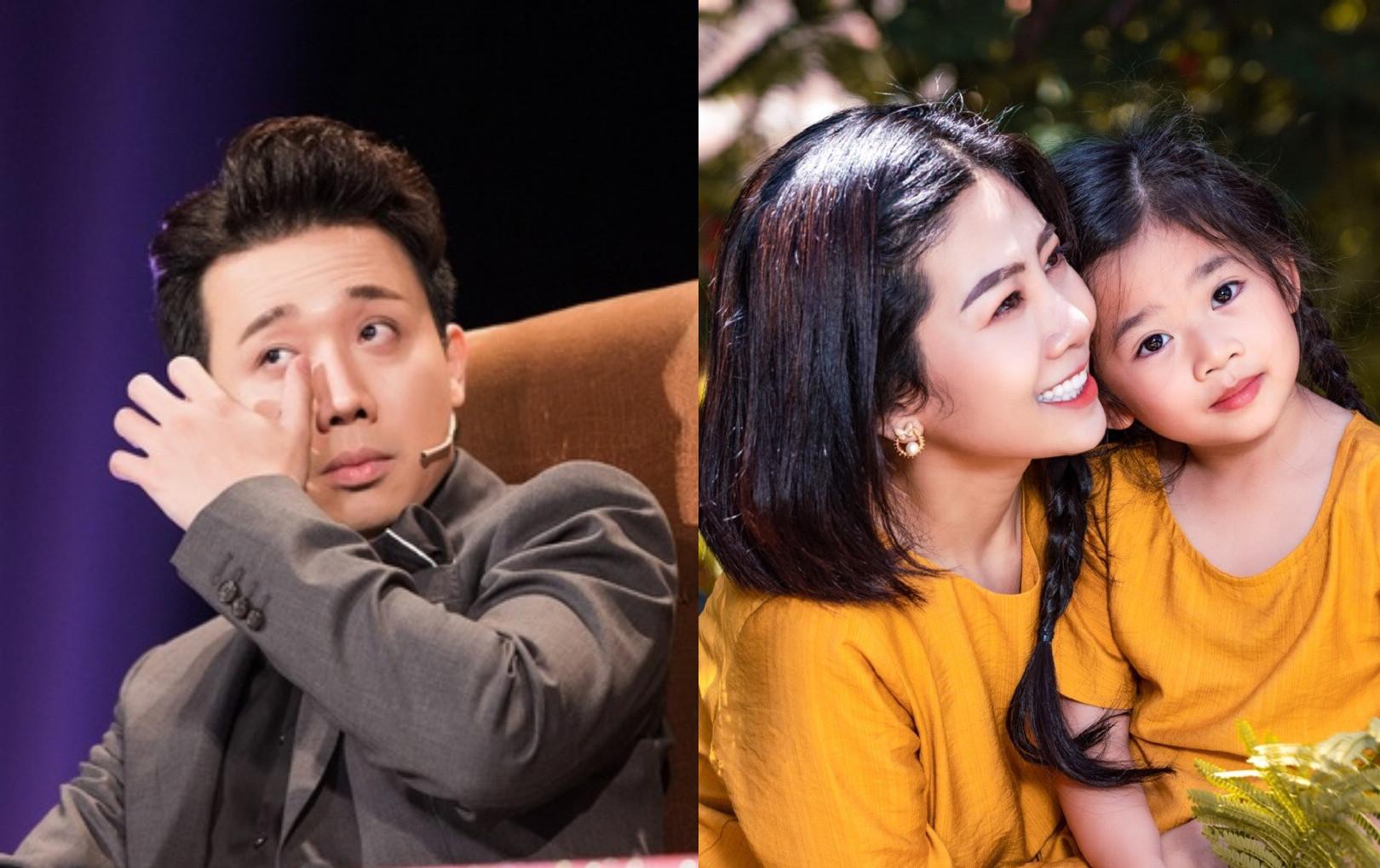 Trấn Thành âm thầm kêu gọi dàn nghệ sĩ quyên góp ủng hộ 250 triệu cho con gái diễn viên Mai Phương