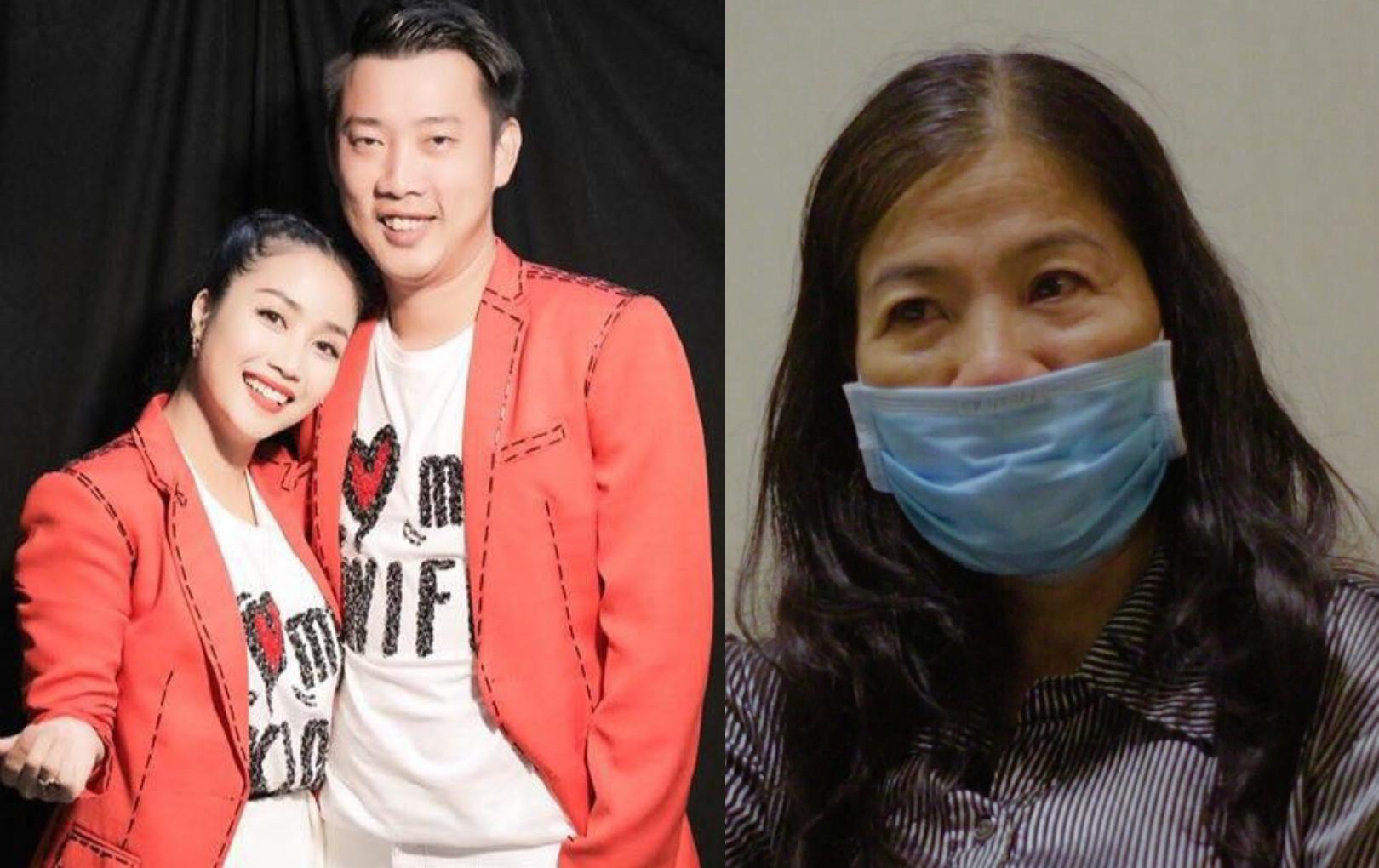Chồng Ốc Thanh Vân ám chỉ mẹ Mai Phương bịa đặt khi tố cáo bạn bè con gái xấc láo