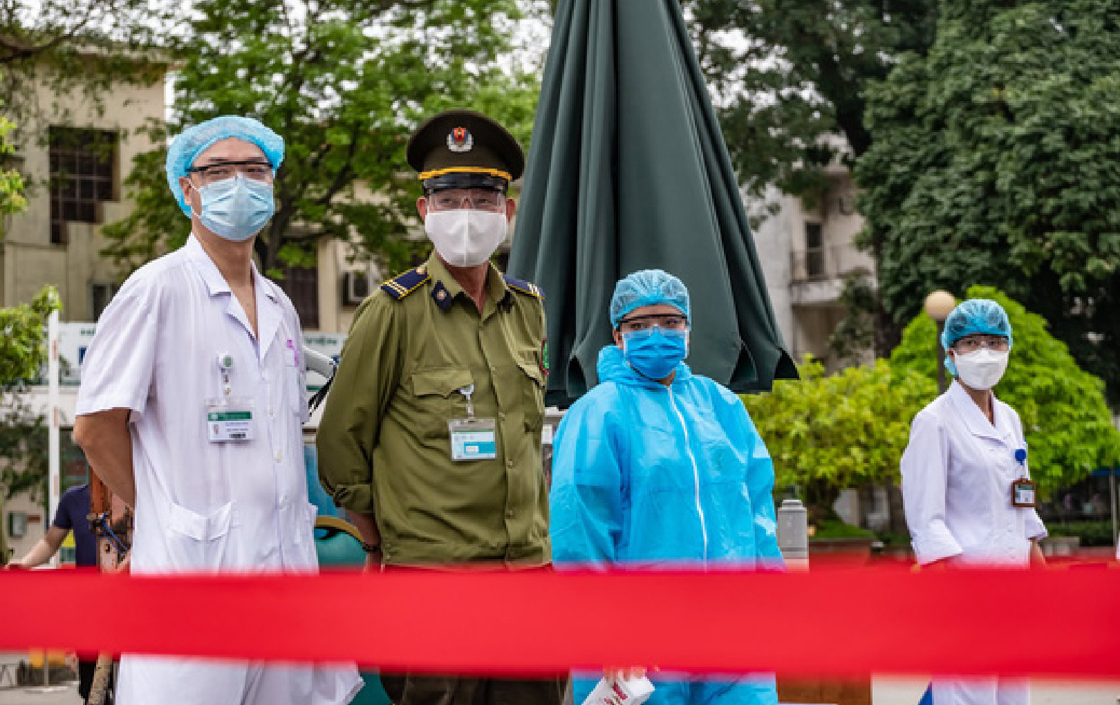 Hà Nội phát hiện thêm trường hợp dương tính với SARS-CoV-2 liên quan Bệnh viện Bạch Mai