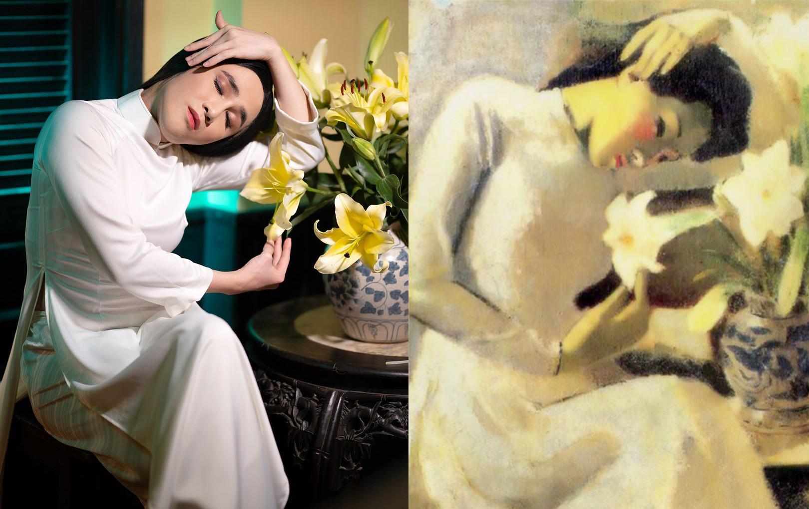 Huỳnh Lập lên tiếng khi bị tố tấu hài phản cảm bức tranh Thiếu nữ bên hoa huệ