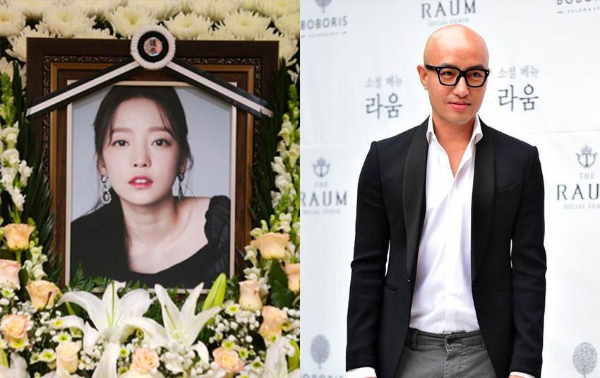 Hong Suk Chun xác nhận mẹ Goo Hara lớn tiếng tranh gia tài, đòi chụp hình với nghệ sĩ ngay tại tang lễ con gái