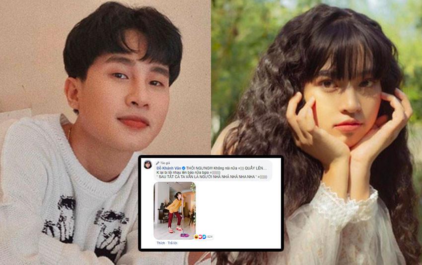 """Sau tất cả, fan của Jack xin lỗi Khánh Vân vì đã chỉ trích cô nàng """"dựa dẫm kiếm fame"""""""