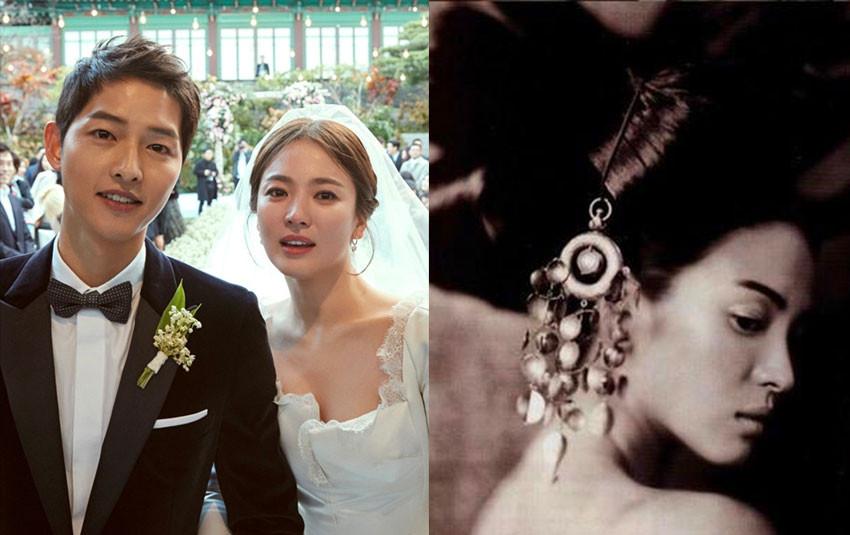 Hành động khó hiểu của Song Hye Kyo phải chăng đang nhớ đến thời ngọt ngào với Song Joong Ki?