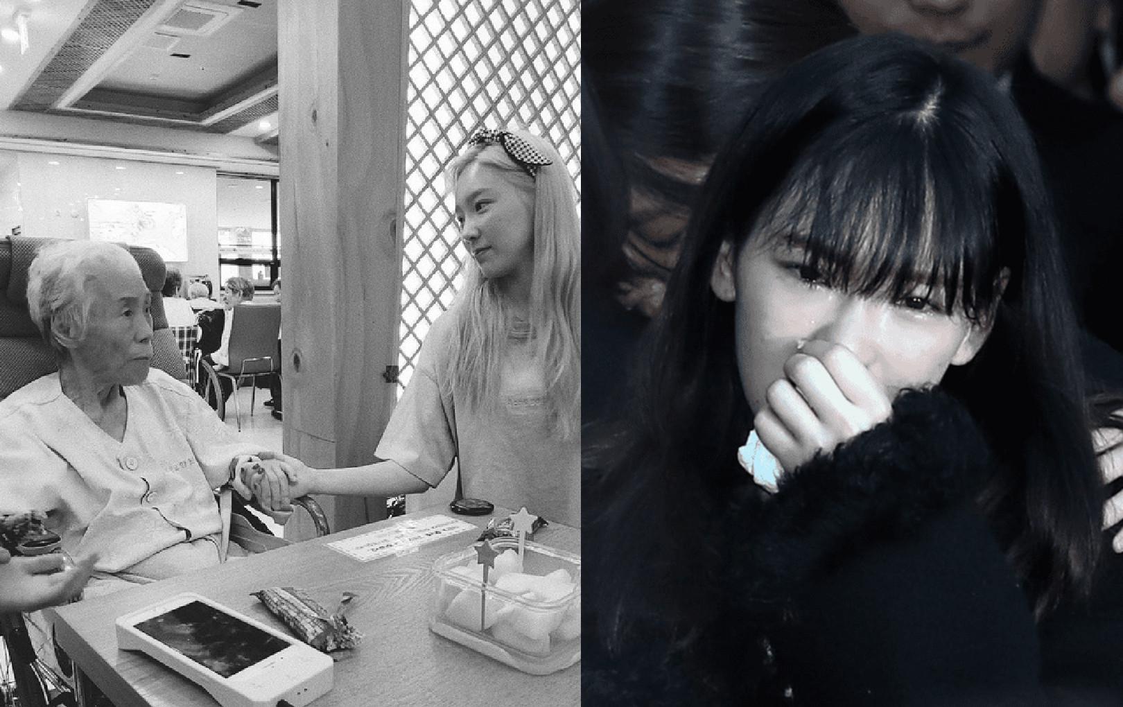 Bà Taeyeon (SNSD) qua đời chỉ sau chưa đầy 2 tháng bố mất khiến fan xót xa