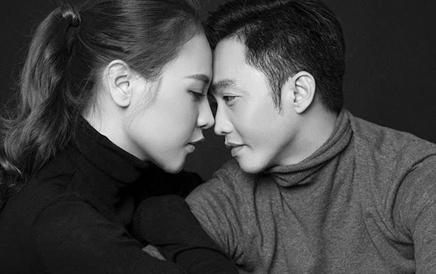 Đàm Thu Trang chia sẻ ảnh cũ với Cường Đô La, tiết lộ hai vợ chồng tăng cân vùn vụt sau khi kết hôn