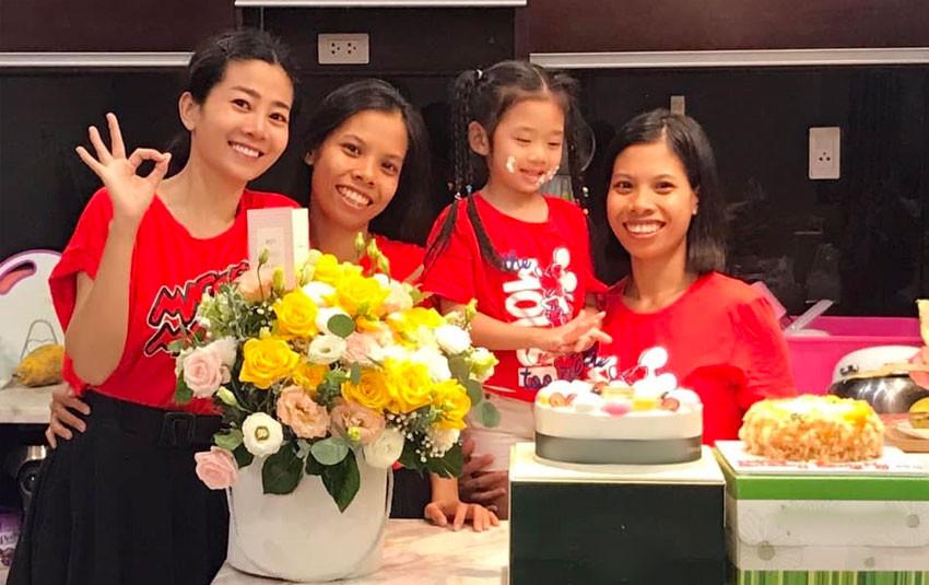 Bạn thân Mai Phương tiết lộ sự thật cảm động về hai chị em song sinh chăm sóc bé Lavie