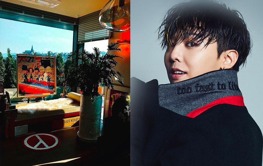 """G-Dragon """"tậu"""" penhouse 171 tỷ nhưng món đồ nội thất đặc biệt này mới khiến các fan chú ý"""