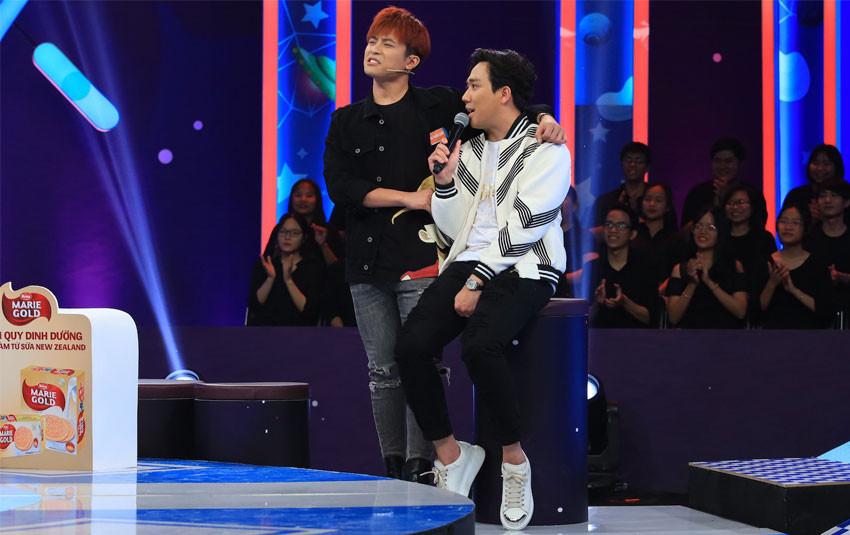 """Tái ngộ với MC Trấn Thành, Gin – Will bất ngờ bị """"hành"""" không thương tiếc"""
