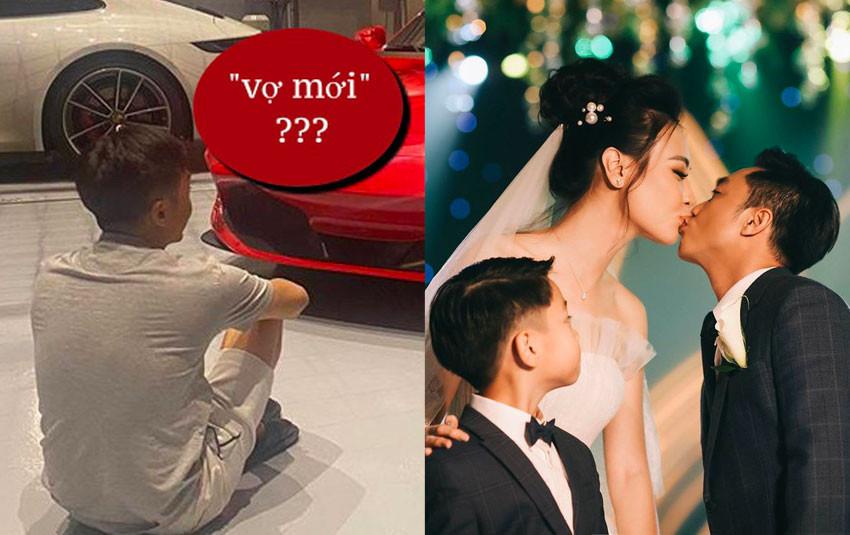 """Kỉ niệm 1 năm ngày cưới, Đàm Thu Trang mạnh tay chi tiền khủng để """"cưới vợ mới"""" cho ông xã Cường Đô La"""