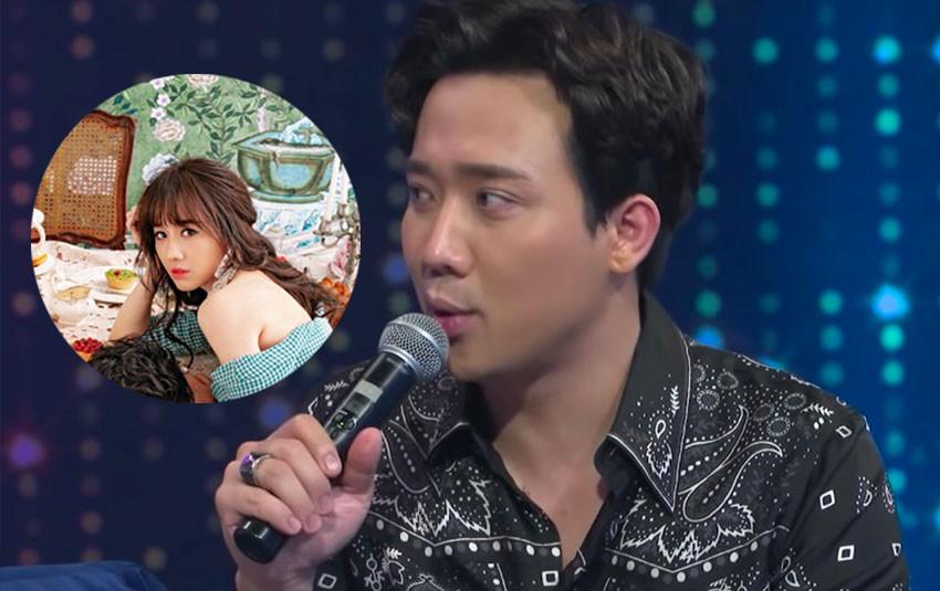"""Ngày còn """"cưa cẩm"""" bà xã, Trấn Thành đã bị Hari Won phán: """"Anh là một sinh vật nguy hiểm"""""""