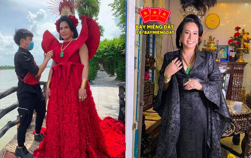 CDM soi phong cách thời trang bá đạo của cô Minh Hiếu mỗi lần xuất hiện