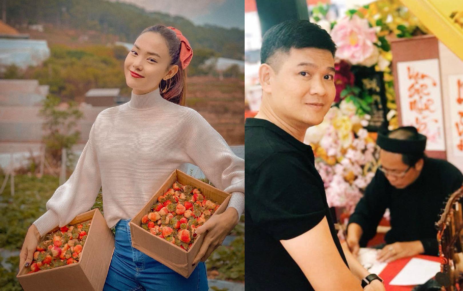 """Rò rỉ ảnh """"bạn trai"""" của Minh Hằng, đi du lịch, hẹn hò và tương tác đáng ngờ từ năm 2018?"""