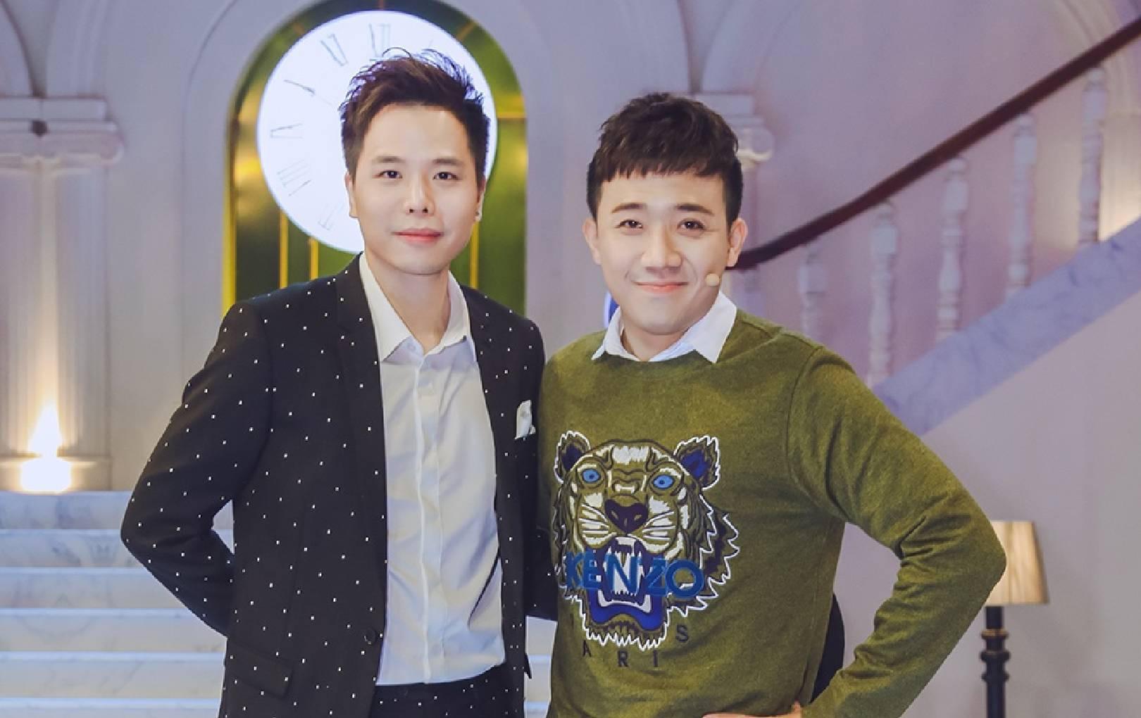 """Trịnh Thăng Bình, Hari Won lên tiếng sau khi Trấn Thành bị tố """"bay lắc"""""""
