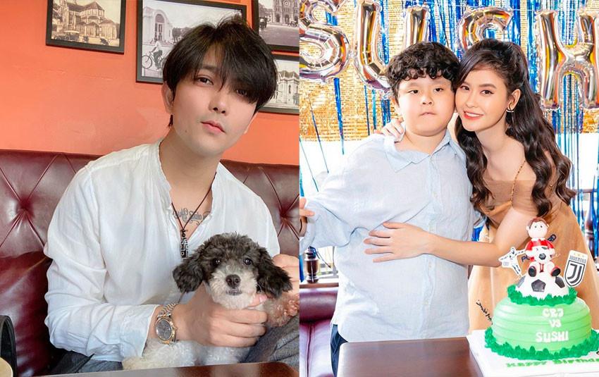 Trương Quỳnh Anh và Tim tránh mặt nhau dù cùng mừng ngày sinh nhật với con trai