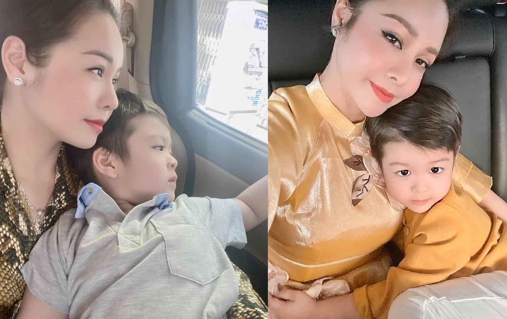Nhật Kim Anh bức xúc kể đến đón con trai đi chơi 1/6 bị gia đình chồng cũ đuổi ra khỏi nhà