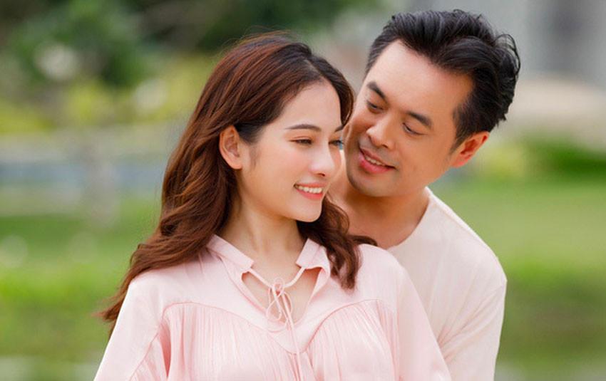 Dương Khắc Linh gửi lời yêu thương đến bà xã đang mang song thai khiến CDM xuýt xoa ghen tị
