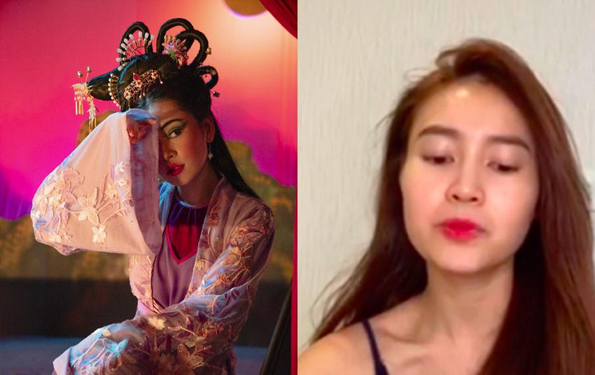 Buồn của Lan Ngọc: Hài hước cover hit của Chi Pu khiến livestream tụt view xuống còn 2000 người xem