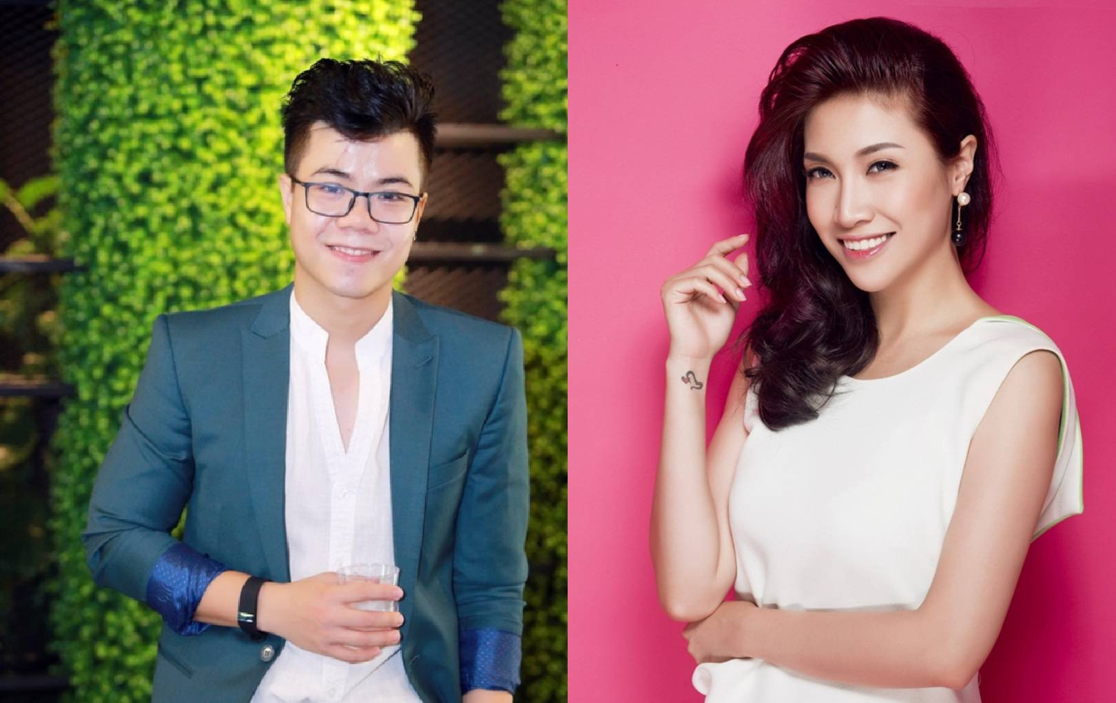 """Đinh Mạnh Ninh chỉ trích trend """"chuyển giới"""", Pha Lê liền lên tiếng phản bác"""