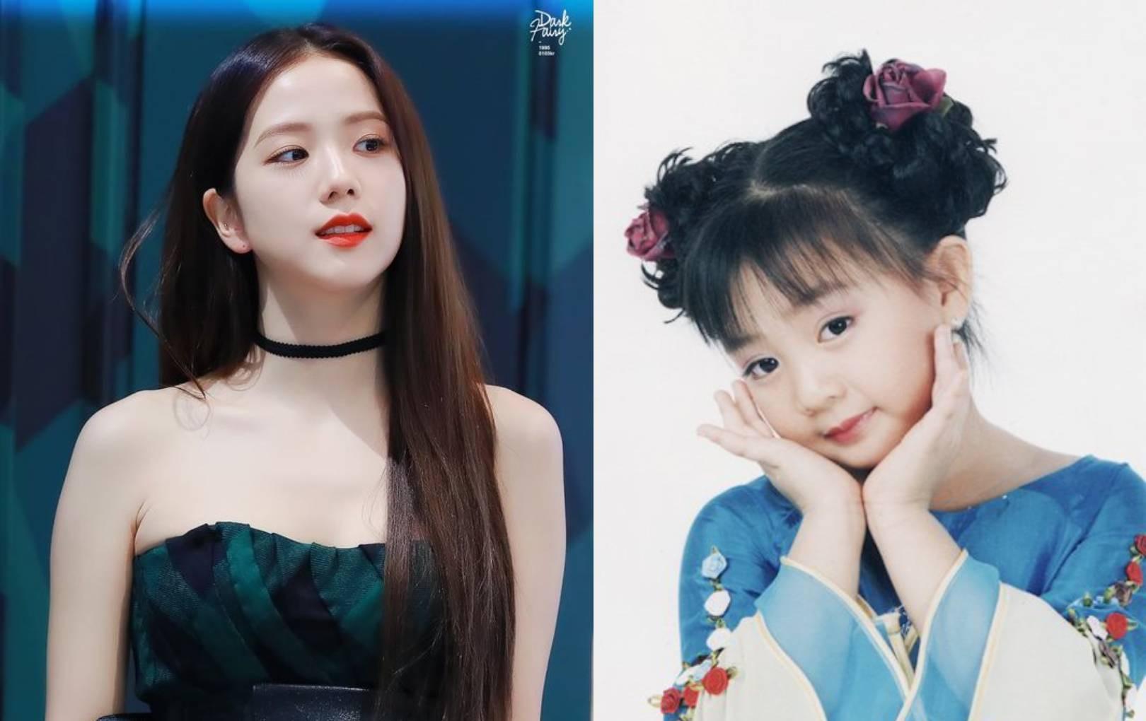 """Hóa ra Jisoo (BLACKPINK) và bé Xuân Mai... bằng tuổi: Thời gian đúng là """"một cú lừa""""!"""