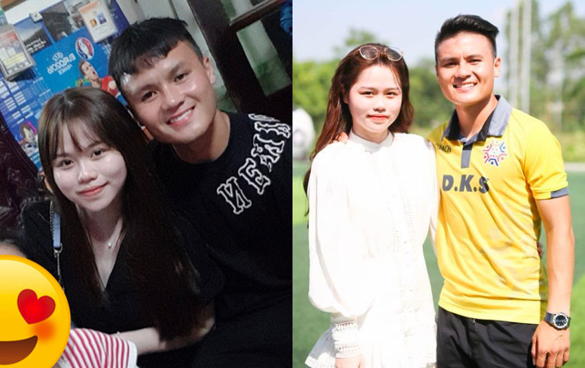 Quang Hải khoe ảnh chụp cùng Huỳnh Anh lần đầu tiên sau ồn ào lộ tin nhắn