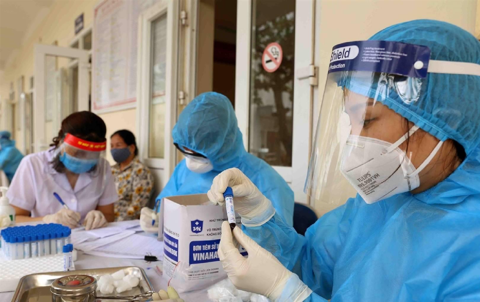14 người về từ nước ngoài dương tính với SARS-CoV-2 khi đang cách ly tại Thanh Hóa