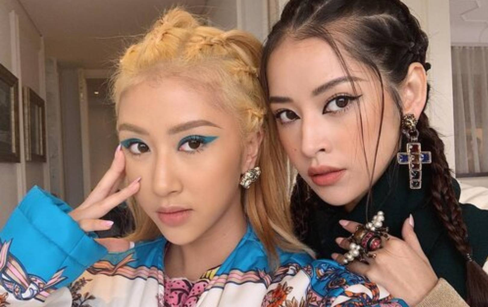 Lần đầu tiên Quỳnh Anh Shyn và Chi Pu cùng bình luận dưới 1 bài đăng sau drama nghỉ chơi