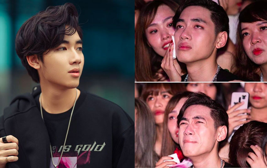 """Khóc trong đêm nhạc sinh nhật, K-ICM bị anti fan mỉa mai: """"Khóc như diễn viên"""""""