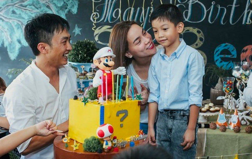 Sau ly hôn, Cường Đô La vẫn giữ lại hình ảnh thời còn ngọt ngào cùng Hồ Ngọc Hà trên trang cá nhân