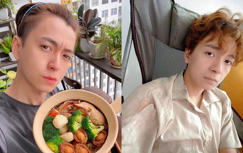 Bị chê gầy gò, Ngô Kiến Huy quyết định tẩm bổ tăng cân để chiều lòng fan