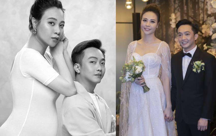 Kỷ niệm 1 năm ngày cưới, Đàm Thu Trang nhận 'quà' to bự từ Cường Đô La