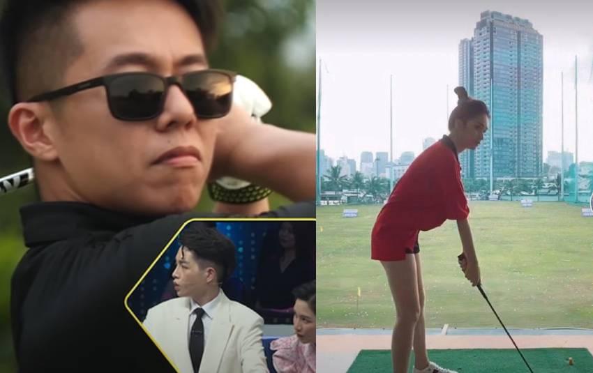 """Thêm bằng chứng Hương Giang hẹn hò với Việt Kiều Singapore của """"Người ấy là ai"""""""