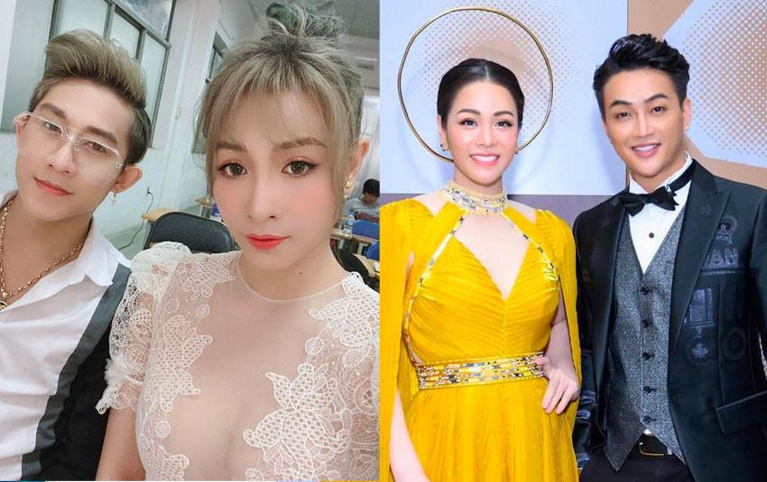 Vợ sắp cưới của Hồ Gia Hùng đăng trạng thái ám chỉ Titi hẹn hò với Nhật Kim Anh 5 năm