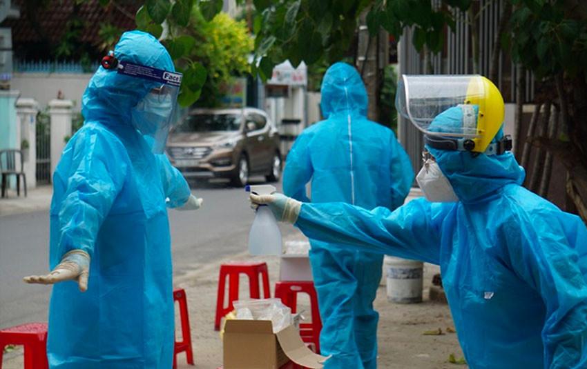 Thêm 16 bệnh nhân mắc Covid-19, Việt Nam có 863 ca