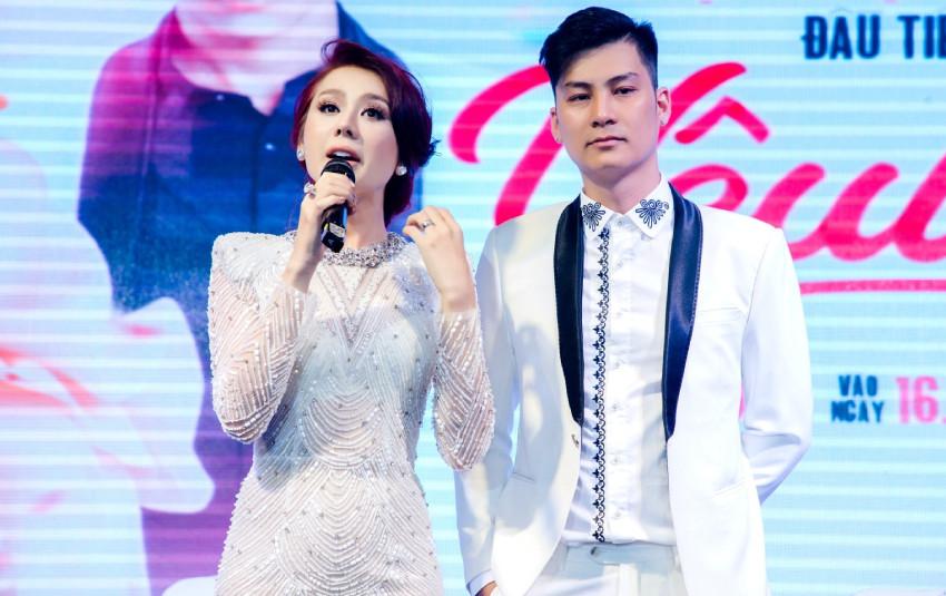 Lâm Khánh Chi đáp trả khi bị đồn làm hợp đồng tình yêu với chồng trẻ