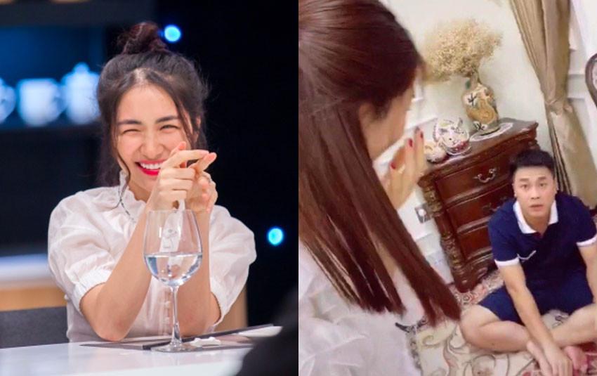 """Hoà Minzy làm clip giả """"xì hơi"""" troll bạn trai đại gia, phản ứng trái chiều của netizen khiến cô phải đính chính"""