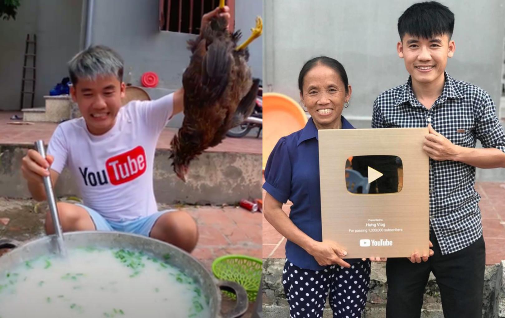 Bà Tân Vlog lên tiếng sau clip con trai nấu cháo gà nguyên lông: Nếu biết Hưng làm như thế thì tôi sẽ ngăn cản
