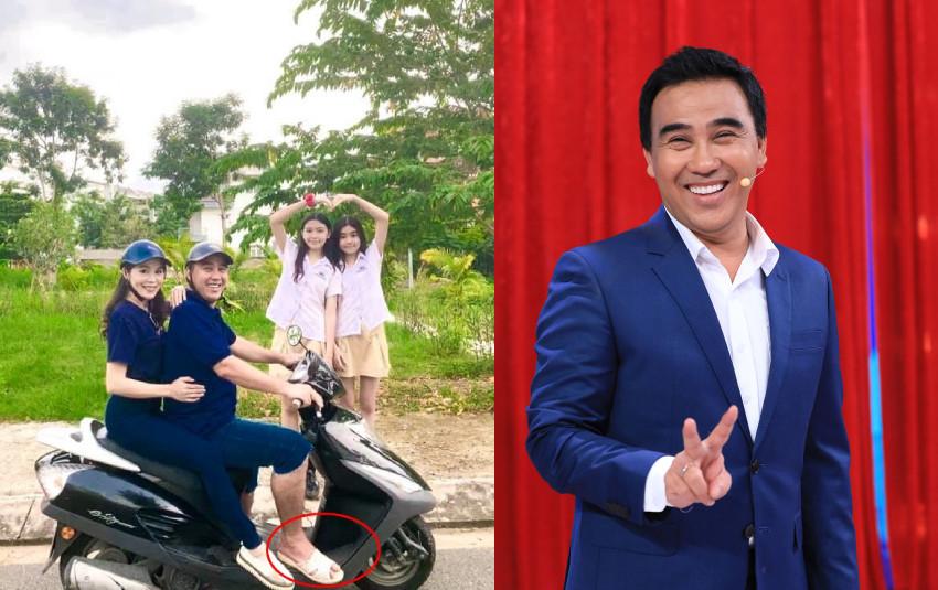 Quyền Linh khẳng định tình cảm vợ chồng không thay đổi sau 15 năm kết hôn