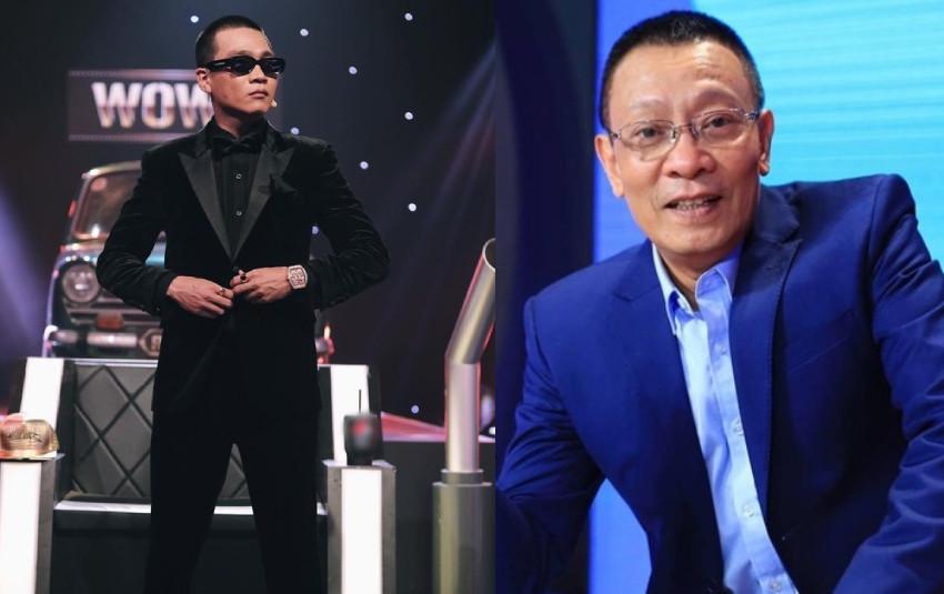 """Wowy thành fan cuồng của MC Lại Văn Sâm tiếp tục ra Hà Nội """"truy lùng"""" thần tượng"""