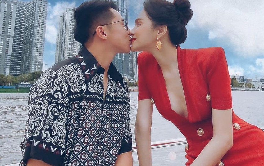 Vừa công khai chủ quyền, Hương Giang lập tức tuyên bố tương lai chuyện tình với bạn trai CEO