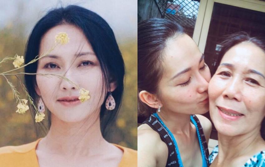 Mẹ qua đời tròn 100 ngày, Kim Hiền vẫn mắc kẹt chưa thể về nước