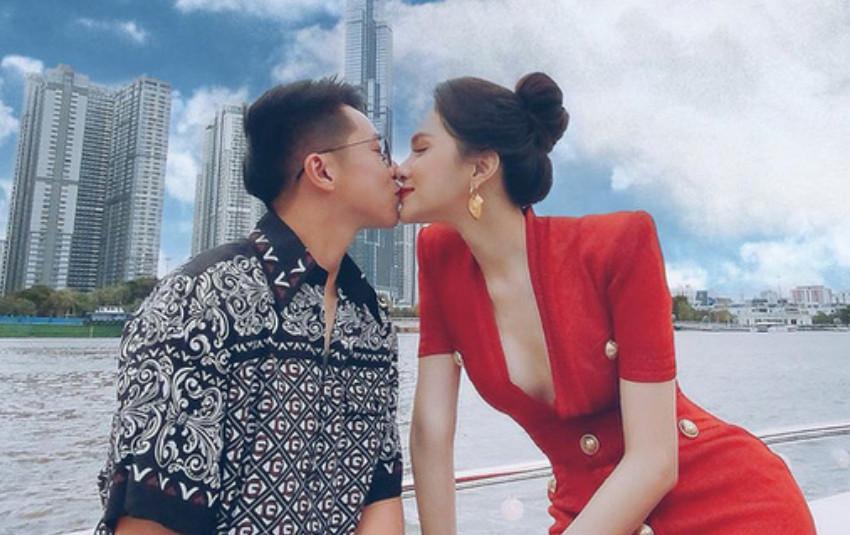 """Đang hẹn hò với Matt Liu, Hương Giang đăng status ẩn ý chuyện """"hết yêu"""""""